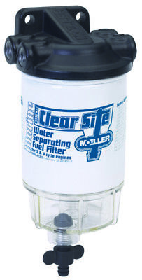 SCEPTER Clear Site™ Water Separating Fuel Filter  Part# 033328-10