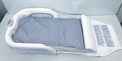 Infant Secure Sleeper Close The First Years Safe Baby Bed Travel Accessories