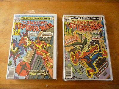 The Amazing Spider-Man comic lot x 17 issues