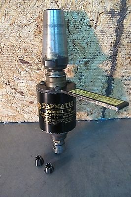 "TAPMATIC TAPPING ATTACHMENT  0 - 1/4""  Model 1A   KWIK SWITCH 80254"