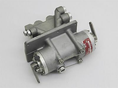Overhauled Twin Commander Gear Flap Control Selector Valve P/n 790231-509, Ac690