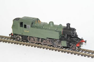 Bachmann OO 2-6-2T Steam Locomotive (modified)