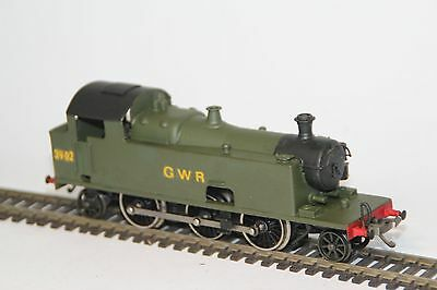 Hornby(?) OO 2-6-2T GWR Steam Locomotive