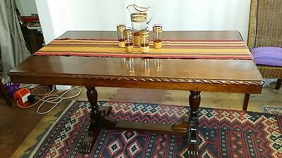 Gorgeous ART DECO Dining Table Pickup available from Frankston 3199