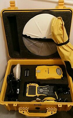 Trimble 5700 GPS with additional extras