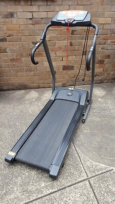 Exercise treadmill - electric