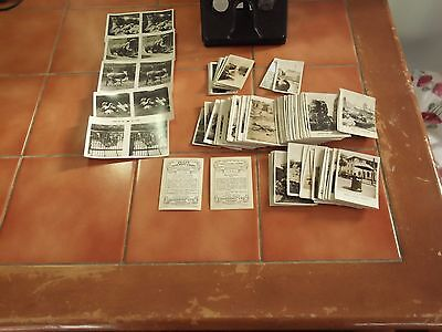 35Pairs Of Cavenders Camerascope 3D  Cards Plus Viewer And Some Odd Cards