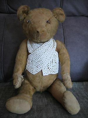 ours peluche tres ancien rare collection old teddy alter