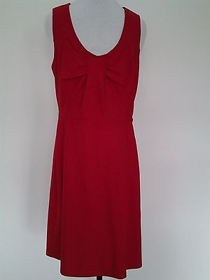 Ladies New City Chic Red Dress Size Xs