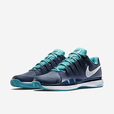 Nike ROGER FEDERER Vapor 9.5 Tour Clay Tennis shoes - Midnight Navy - UK 11.5
