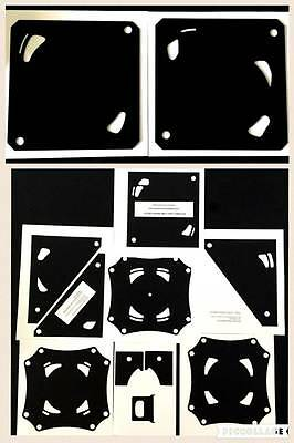 Full Set Of Mazda Rotary Porting Templates 12A 13B Renesis Rx3 Rx4 Rx7 Rx8