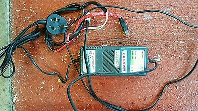 optimate motorcycle battery charger/maintainer