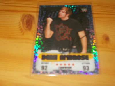 WWE Topps Slam Attax Takeover Holographic Foil Card  Gold Champion Dean Ambrose