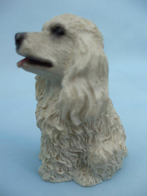Collectable Cute Miniature Spaniel Dog Ornament