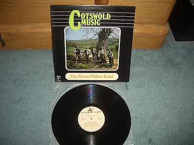 The Green Willow Band Cotswold Music Sweet Folk & Country Stereo Lp