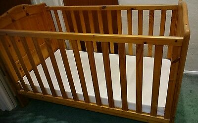 Mothercare Litchfield Cot Bed