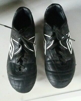 Umbro rugby boots size 5.5 UK