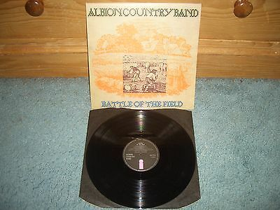 Albion Country Band Battle Of The Field Island Stereo Lp