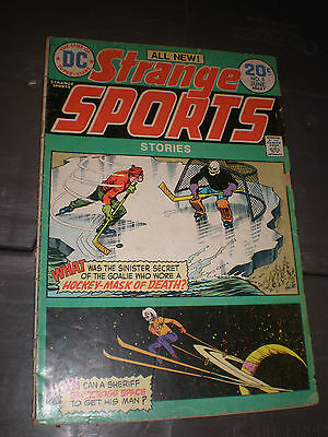1974 DC Comics: Strange Sports  Vol 2 no.5