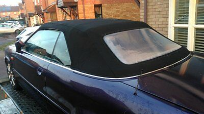 audi 80 cabriolet roof