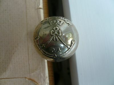 Old Military Swagger Stick  - Somerset Lt. Inf.