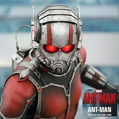 Antman Ant-Man Mms308 Mms 308 Hottoys Hot Toys Action Figure Pa Aq5510