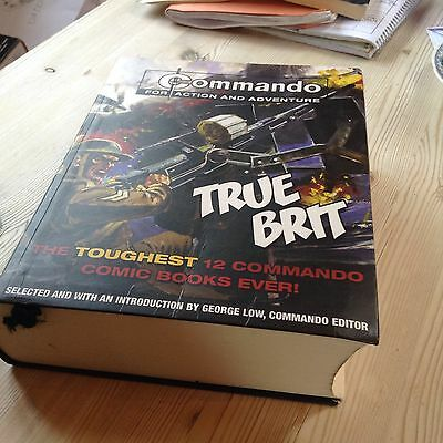 Commando Comics TRUE BRIT 12 Stories Of The Toughest Commando Comic Books Ever