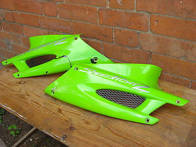 Peugeot Speedfighter 2 Panels ,rear Side Panels 50Cc