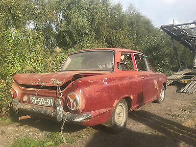 1966 Ford Cortina 1500 GT LHD Portugese Import