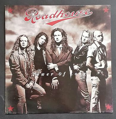 Roadhouse(ex Def Leppard Pete Willis) Tower of Love 12 inch single
