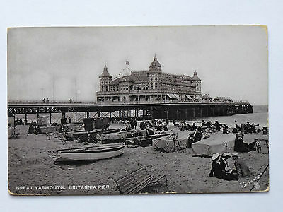Great Yarmouth Britannia Pier Norfolk