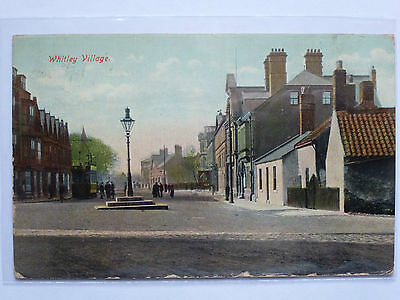 Whitley Village Northumberland