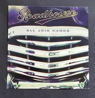 Roadhouse (ex Def Leppard pete willis) All Join Hands 12inch single