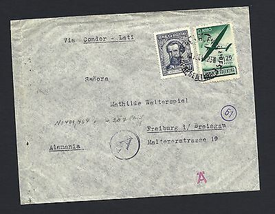 1923 Argentina Air Mail Cover to Germany