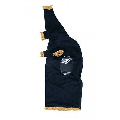 Piper Corduroy pipe bag cover for highland bagpipe choice of colours and sizes