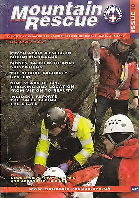 Mountain Rescue Magazine - Issue 18 - October 2006