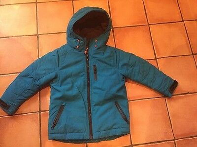 Boys Winter Coat by Next - Age 4 Years