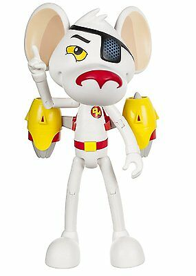 "Danger Mouse 11170 10-Inch ""Danger Mouse"" Figure with Feature"