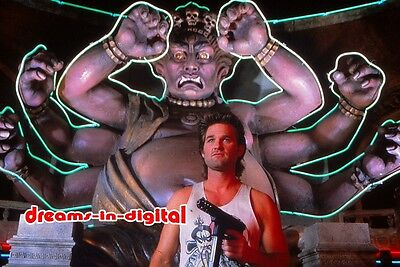 Big Trouble in little China: Kurt Russell +++rare+++ / 35mm Slide