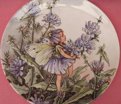Wedgwood The Chicory Fairy Plate World Of The Flower Fairies Mary Cicely Barker