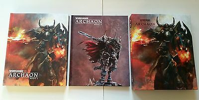 Games Workshop Warhammer Age of Sigmar End Times Archaon book OOP