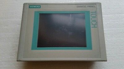 "SIEMENS SIMATIC TP177 B PN/DP 6"" COLOR Touch 6AV6642-0BA01-1AX1 6AV66420BA011AX1"