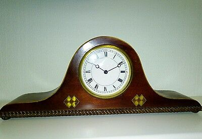 Mantle clock for spares or repairs