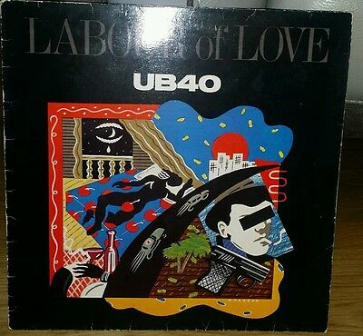 Ub40 labour of love vinyl