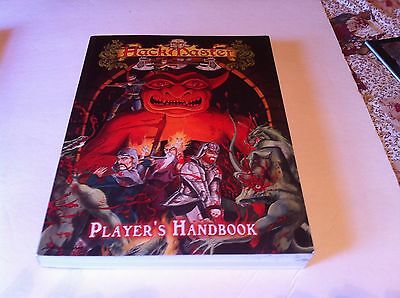 HackMaster Player's Handbook - K&C2100 Softcover 4th Edition
