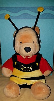 "Disney BUMBLE POOH 12"" with Tag"