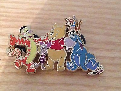 Disney Mickey Mouse Pin Trading Winnie the Pooh and Friends