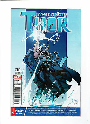 Mighty Thor #11 Prostate Awareness variant NM