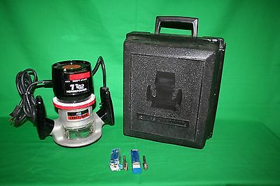 Sears/Craftsman Corded Router - 1-1/2 HP - 25000 RPM -Model 315.17492 QUICK SHIP
