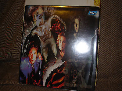X-Files Card Binder including Parallel Sets & Specials